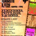 Escola Feminista Estiu 2018