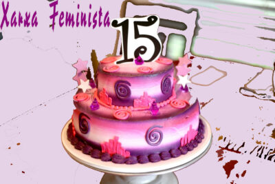 La Xarxa Feminista fa 15 anys