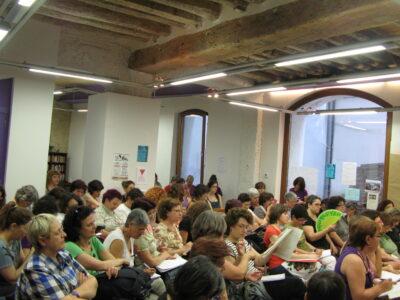 Seminari Coordinadora Feminista Estatal