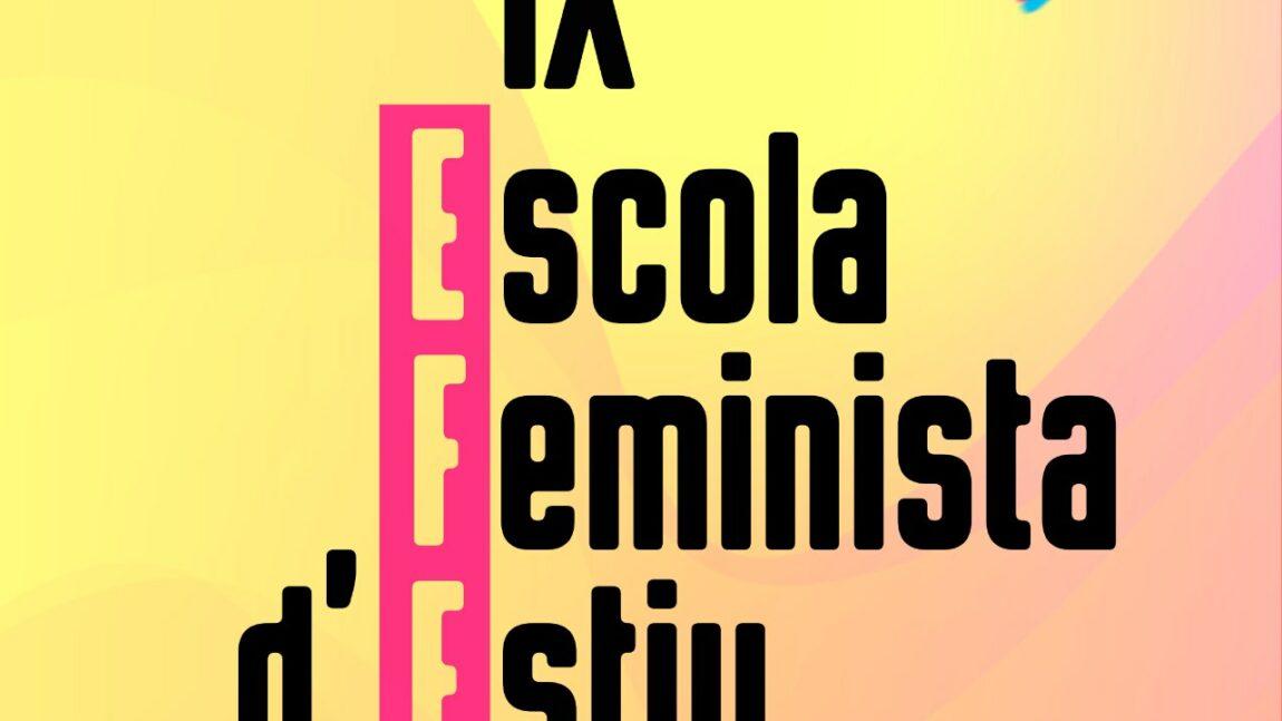 Escola Feminista d'Estiu 2019