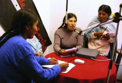 Xarxa Oberta: Què passa a Bolívia?