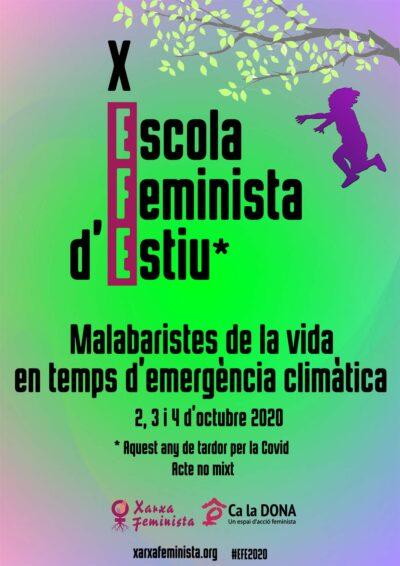 Escola Feminista d'Estiu/Tardor 2020