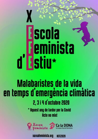 Escola Feminista d'Estiu 2020