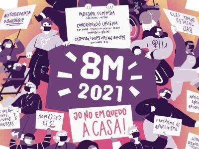 #8M2021 #SomImparables